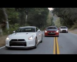 '14 GTR, '10 GTR, and Evo X, Godzilla goes to Finishing School – Everyday Driver
