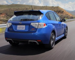 2010 Subaru WRX STI Sights & Sounds – Beauty, Exhaust, Flyby