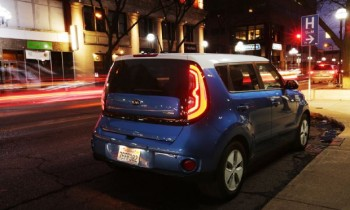 2015 Kia Soul EV: Around the Block
