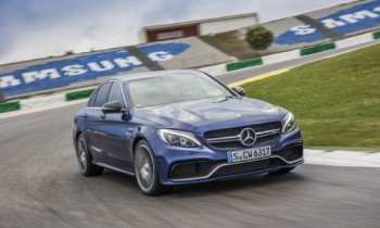 2015 Mercedes-AMG C63 Review