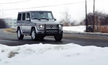 2015 Mercedes-Benz G550: Around the Block