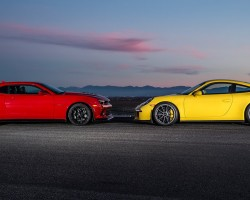 2015 Porsche 911 GT3 vs 2015 Chevrolet Camaro Z/28! – Head 2 Head Ep. 60