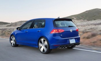 2015 Volkswagen Golf R DSG Review