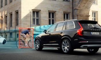 Volvo Demonstrates Active Safety Technologies in Sweden