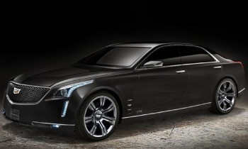 Cadillac Will Build Flagship Luxury Sedan in Detroit