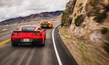 Balance of Power: Chevrolet Corvette Z06 and McLaren 650S Spider
