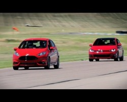 Fiesta ST or GTI, which is better on the track? — Everyday Driver