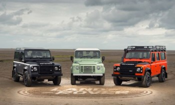 Deep Dive: All-New 2019 Land Rover Defender: An Icon, Reinvented