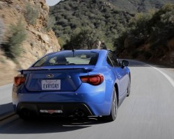 Subaru BRZ Sights & Sounds – Beauty, Exhaust, Fly-by