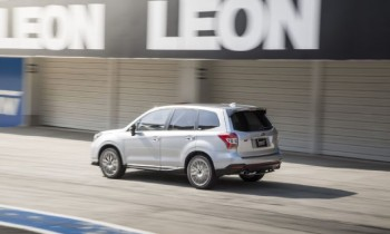 2015 Subaru Forester tS Tuned by STI Review