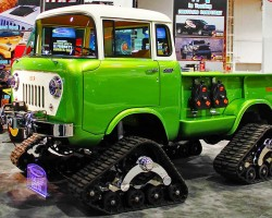 Trucks, Tires, Winches & Offroad Suspension Upgrades with Fred! – 2014 SEMA Week Ep. 4