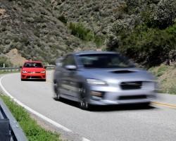 Volkswagen Golf R vs. Subaru WRX STI – AWD Performance Review – Everyday Driver