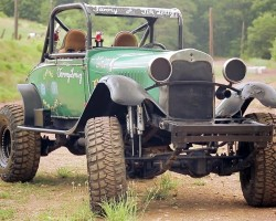 1929 Ford Model-A Off-Road Racer! Dirt Every Day Ep. 12