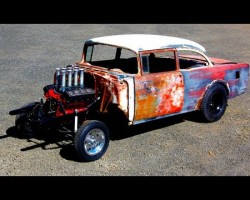 426 Hemi in a '55 Chevy! Roadkill Episode 8