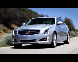 Cadillac ATS Review – Sports Sedans Pt2 – Everyday Driver
