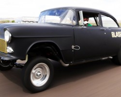Cross Country in a Gasser 1955 Chevy with a Hemi! – Roadkill Ep. 30