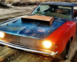 Dirt Cheap Rat Rod! 1968 Charger Buildup and Thrash – Roadkill Ep. 23