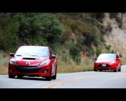 Ford Focus ST vs. MazdaSpeed3 Review – Everyday Driver