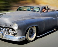 Rat Rod Custom 1950 Mercury Rescue! – Roadkill Episode 21