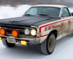 The Ranchero Returns! Alaska or Bust: The Sequel – Roadkill Episode 13