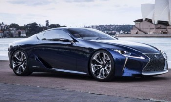 Future Japanese Sports Cars: Nissan GT-R, Lexus SC, and Toyota Supra