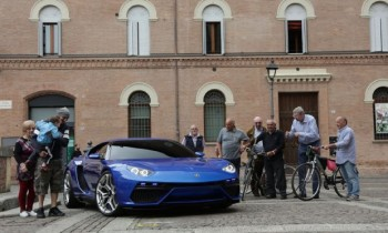 A Deafening Silence: Lamborghini Asterion LPI 910-4 Concept Review