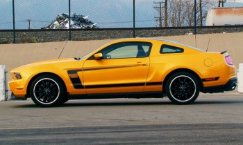 2012 Ford Mustang Boss 302: First Test