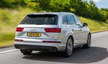 New Audi Q7 gets 50mpg V6 diesel engine