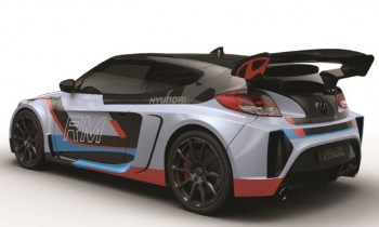"""Hyundai to Announce Performance """"N"""" Brand, Two Concepts, at Frankfurt"""