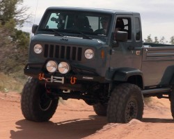 Jeep Mighty FC Concept Storms Moab – The Downshift Episode 11
