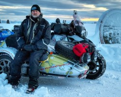 Murph Returns! Exploring the Arctic Circle in a BMW R 1150 GS Adventure – The Downshift Episode 55