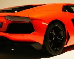 Lamborghini LP700-4 Aventador – First Glimpse
