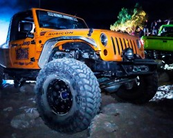 Rock Crawling Jeeps Run the Moab Midnight Mustache Ride! – Dirt Every Day Ep. 9