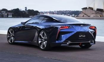 "Lexus to Unveil ""Progressive Luxury"" Concept in Tokyo"