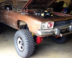 Plymouth Road Runner Diesel Swap & 4×4 Conversion! – Dirt Every Day Ep. 43
