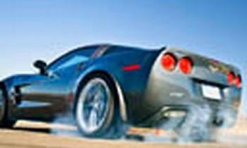 2009 Chevrolet Corvette ZR1 Test