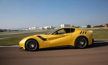 2016 Ferrari F12tdf Review