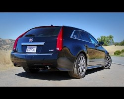 CTS-V Wagon – Fast Blast Review – Everyday Driver