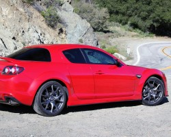 Mazda RX-8 Sights & Sounds – Beauty, Exhaust, Fly by