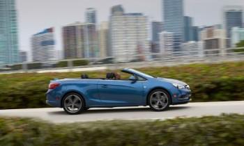 2016 Buick Cascada Review