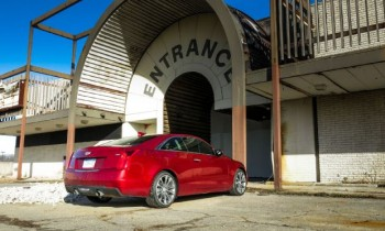 2016 Cadillac ATS Coupe 3.6L Premium Review