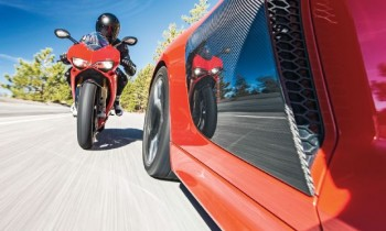 From 4 to 2 And Back Again: Car Manufacturers and Motorcycles