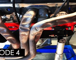 Exhaust Header Bash! Testing Power Loss From Dents – Engine Masters Ep. 4