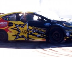 Hot Rods, Muscle Cars & Drifting with Tanner Foust! – 2013 SEMA Week Ep. 1