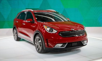 5 Things You Didn't Know About the 2017 Kia Niro Hybrid