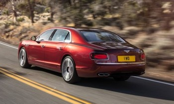 Bentley Flying Spur Adds V8 S Model at Geneva Auto Show