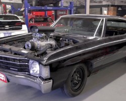 How to Build a Chevelle in a Day – HOT ROD Unlimited Episode 2