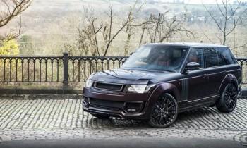 Kahn Design shows off two very bespoke Range Rovers