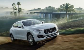 2017 Maserati Levante pricing revealed