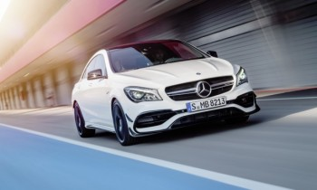 2017 Mercedes-Benz CLA gets updates inside and out